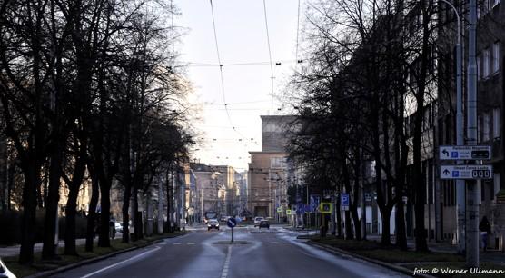 Zápisník turisty v Ostravě, cesta duhá – Sokolská třída / foto (c) Werner Ullmann 2014