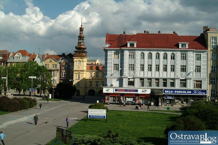 Fotografie k článku Rekonstrukce Masarykova náměstí změní centrum města k nepoznání