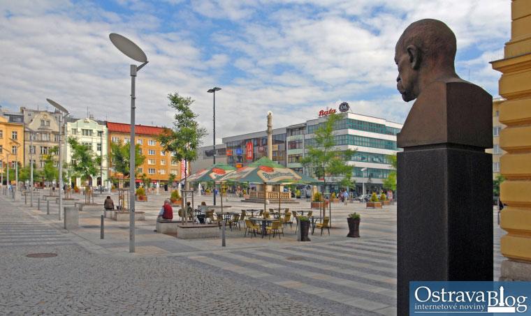 Fotografie k článku Masarykovo náměstí jako prostor kutilské kultivace