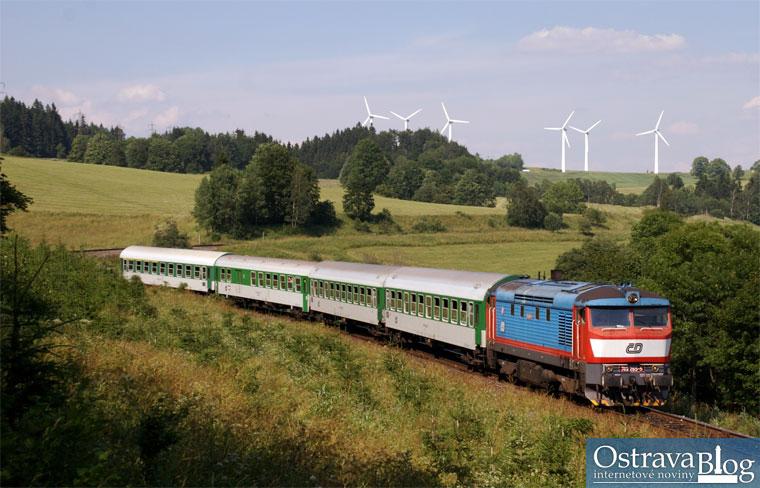 Fotografie k článku Baníkovští fanoušci bojkotovali speciální vlak, pojedou příště s námi?