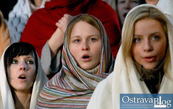 Fotografie k �l�nku Evangelium podle housl� se vr�tilo do Ostravy