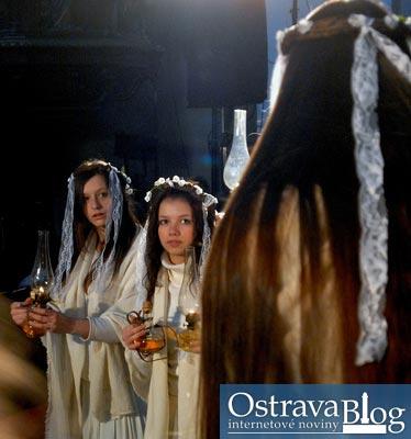 Fotografie k článku Evangelium podle houslí se vrátilo do Ostravy