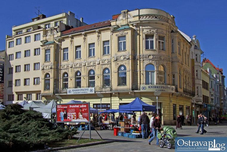 Fotografie k článku Knihkupectví Academia v Ostravě končí