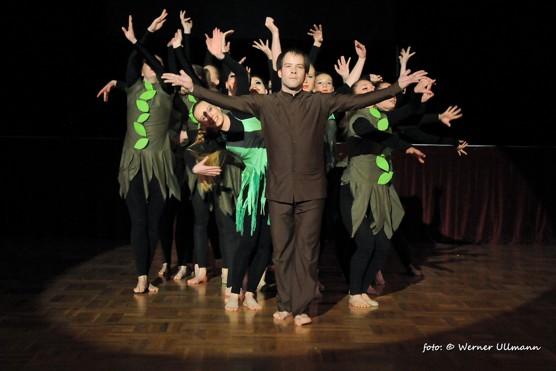 Taneční klub Akcent Ostrava oslavil 25 let / foto (c) Werner Ullmann