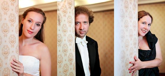 Trio ANSemble Duettino v Komorním klubu