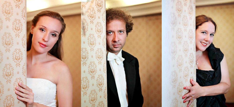 Fotografie ke krátké zprávě Trio ANSemble Duettino v Komorním klubu