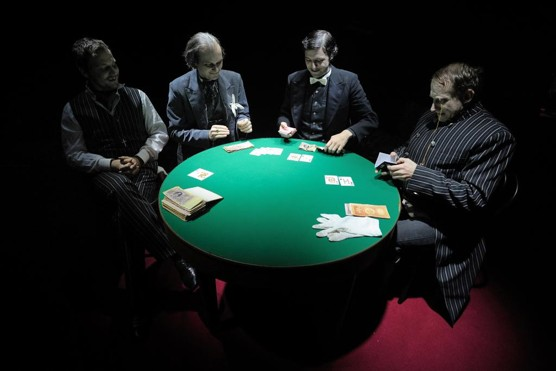 PPodvodní hráči se vracejí na scénu / Hráči / foto © Roman Polášek, 2013