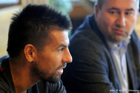 Milan Baroš se vrací do Baníku / foto (c) Werner Ullmann, 2014