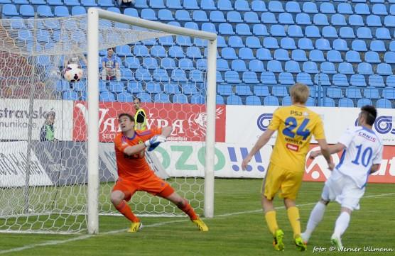 FC Baník Ostrava – FC Vysočina Jihlava 3:1 (2:0)  / foto (c) Werner Ullmann, 2014