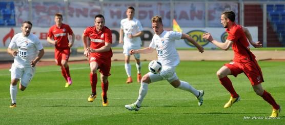 FC Baník Ostrava - FC Zbrojovka Brno 1:2 (1:0)  / foto (c) Werner Ullmann, 2016