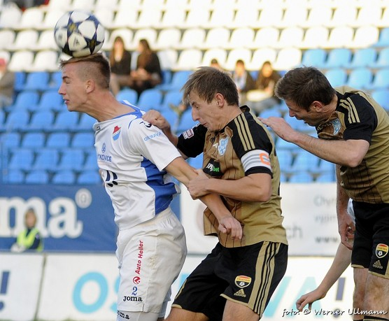 FC Baník Ostrava – 1.SC Znojmo FK 1:1  / foto (c) Werner Ullmann, 2013