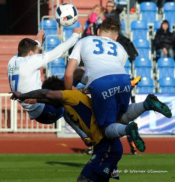 FC Baník Ostrava - FK Teplice 1:2 (1:1) / foto (c) Werner Ullmann, 2016