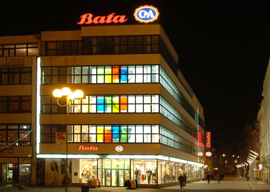 Zničí Forum Nová Karolina centrum Ostravy? / foto (c) Werner Ullmann