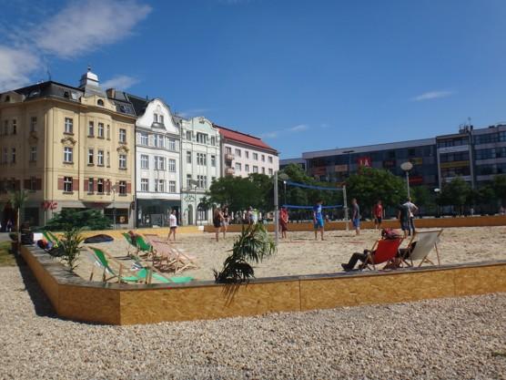 Centrum Ostravy není Disneyland / foto (c) Ilona Vybíralová