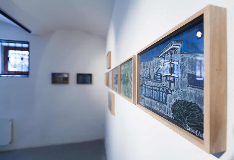 Fotografie k článku David Vávra v Industrial Gallery