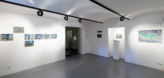David Vávra v Industrial Gallery / foto (c) Antonín Dvořák