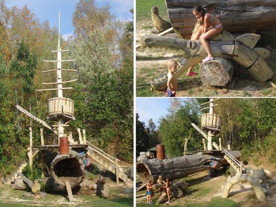Alternativy pro dětská hřiště / foto (c) Ilona Vybíralová