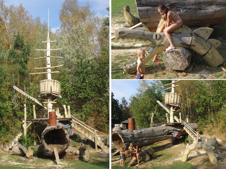 Fotografie k článku Alternativy pro dětská hřiště