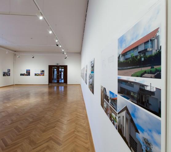 McCullough Mulvin Architects v Domě umění / foto: Antonín Dvořák / Kabinet architektury, 2016