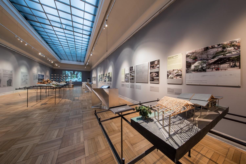 Fotografie k článku Zpřístupněná místa: Fieldoffice Architects v Domě umění