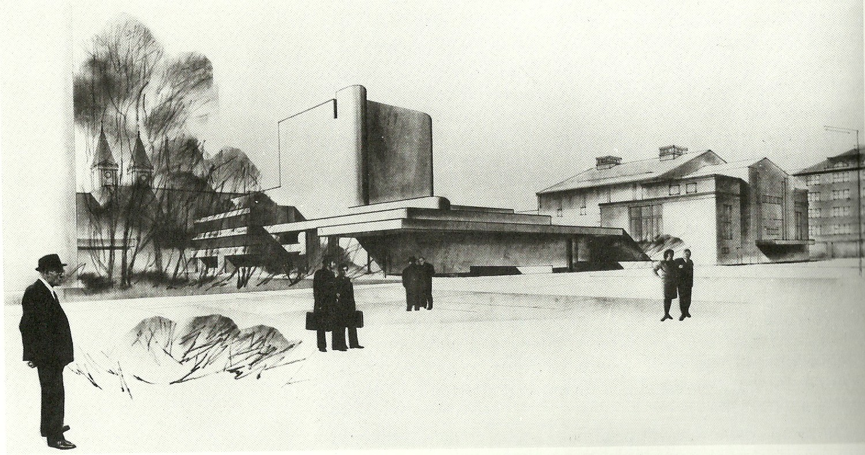 Fotografie k článku Ivo Klimeš: Opera a přestavby divadel v Ostravě