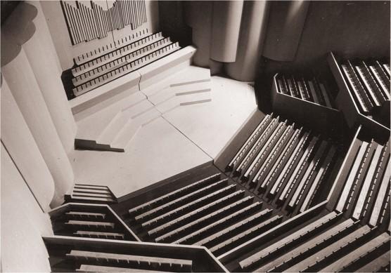 Ivo Klimeš: Koncertní síň Janáčkovy filharmonie v Ostravě, 1989–1992