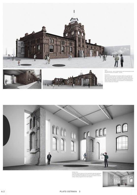 Město oslovilo architekta Roberta Konieczneho na konverzi jatek