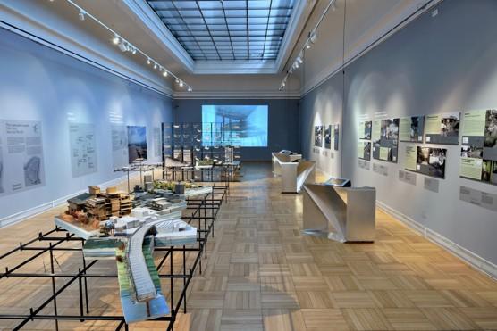 Zpřístupněná místa: Fieldoffice Architects v Domě umění / foto (c) Vladimír Šulc