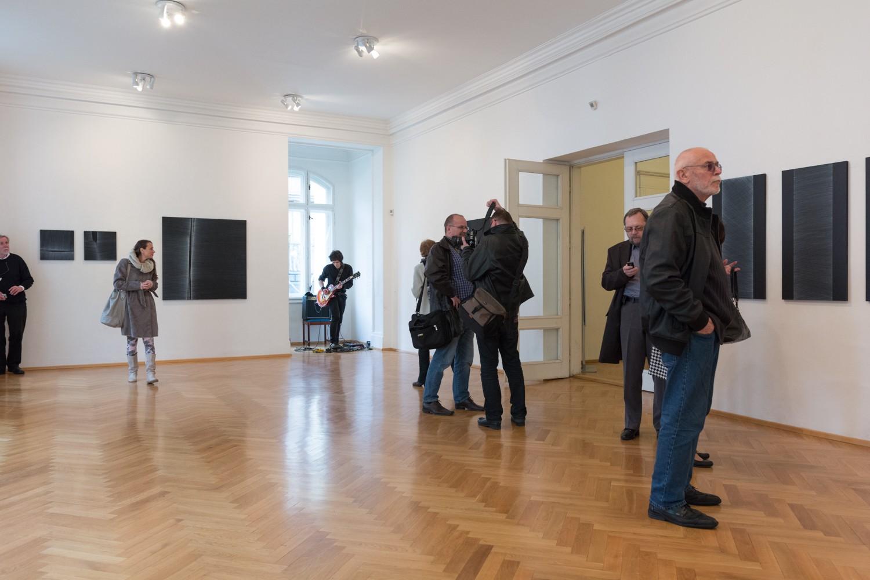 Fotografie k článku Polská výtvarnice Anna Szprynger ve Výstavní síni Sokolská 26
