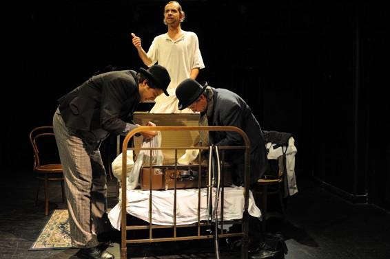 Proces Josefa K. / foto (c) Roman Pol�ek, 2011