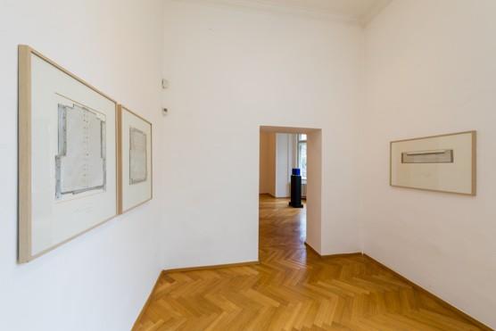 Rastr a prostor: Reinhard Roy ve Výstavní síni Sokolská 26 / foto (c) Jiří Žižka