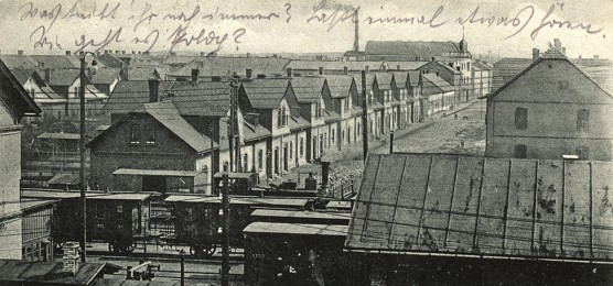 Štítová kolonie ve Vítkovicích
