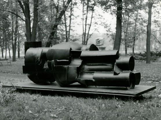 František Štorek: Kovaná plastika, 1967