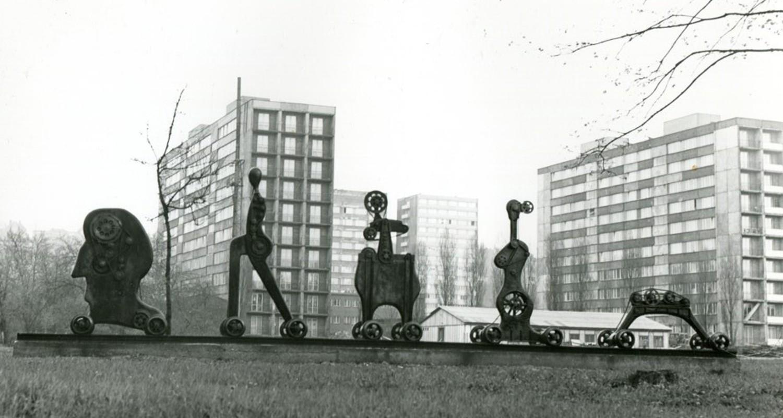 Fotografie k článku Prostorové formy v Ostravě?