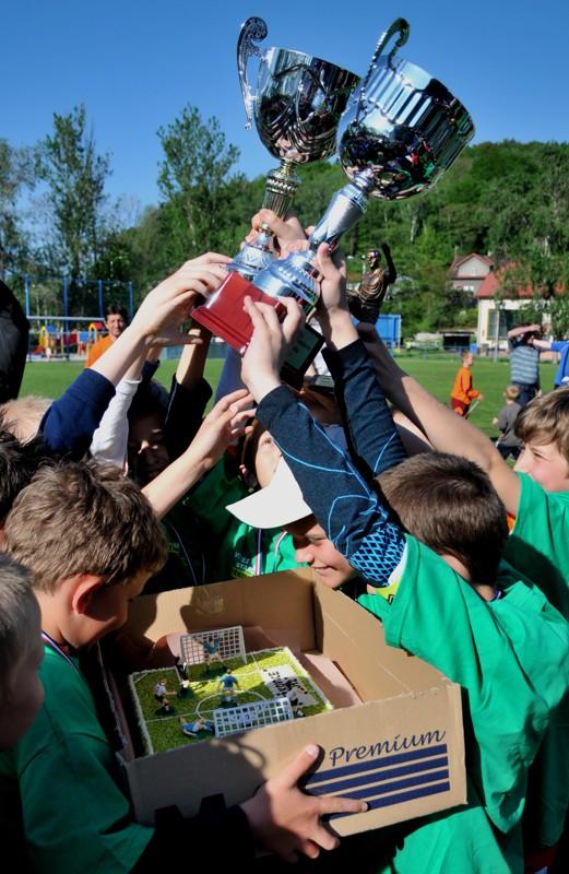 II. ročník turnaje O pohár starosty Petřkovic 2012 / foto (c) Werner Ullmann, 2012
