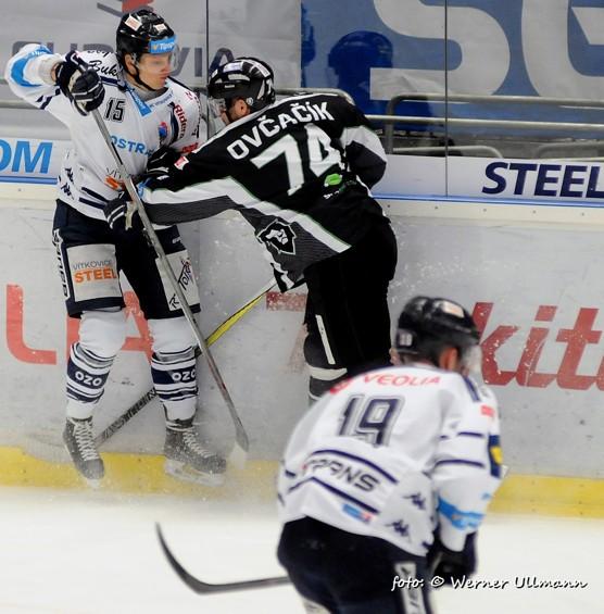 HC VÍTKOVICE STEEL – BK Mladá Boleslav 4:1 (1:0, 2:1, 1:0) / foto (c) Werner Ullmann, 2016
