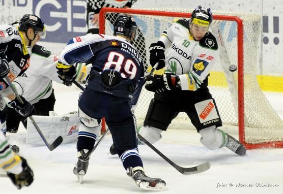 HC VÍTKOVICE STEEL – BK Mladá Boleslav 4:1 / foto (c) Werner Ullmann, 2015