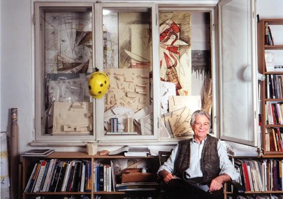 Zvi Hecker: Jsem umělec, jehož povoláním je architektura