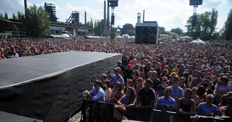 Fotografie k článku Obrazem: Colours of Ostrava 2017, den třetí