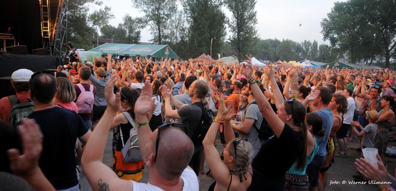 Fotografie k článku Obrazem: Colours of Ostrava 2017, den druhý