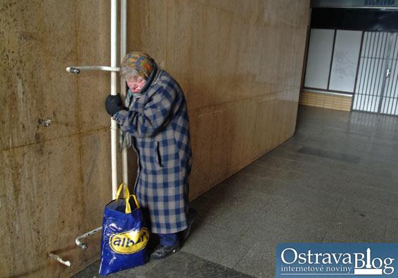 Fotografie k článku Nádraží Vítkovice – nová adresa ostravských bezdomovců