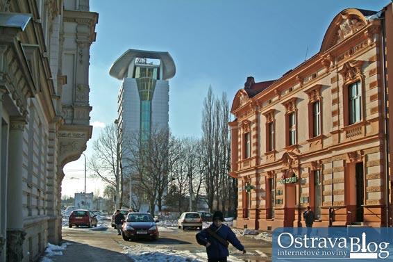 Fotografie k článku Přívoz architekta Camilla Sitte