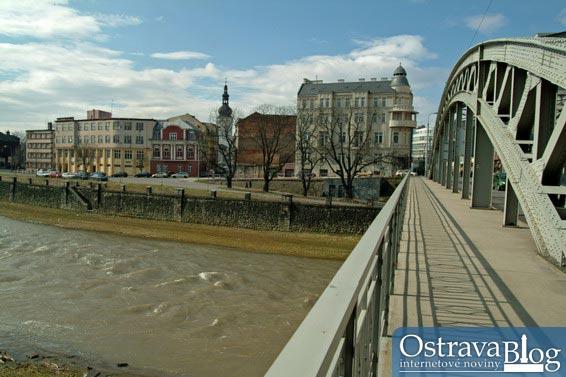 Fotografie k článku Jarní procházka kolem Ostravice