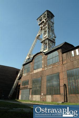 Fotografie k článku Lahůdka z industriální Ostravy – důl Hlubina