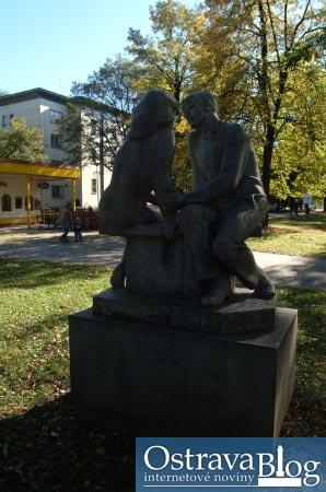 Fotografie k článku Zašlá sláva parku Milady Horákové