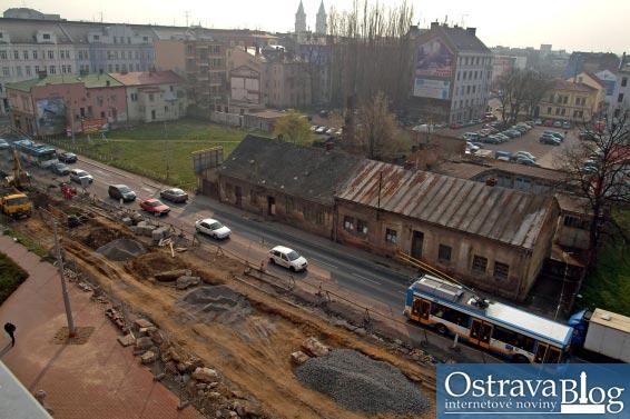 Fotografie k článku Rekonstrukce Českobratrské, jak jste ji ještě neviděli