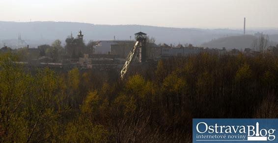 Fotografie k článku Krásné panorama z haldy Ema