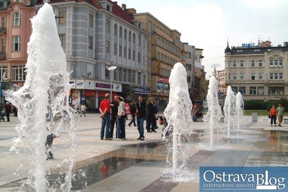 Fotografie k článku Ostrava otevřela nové Masarykovo náměstí