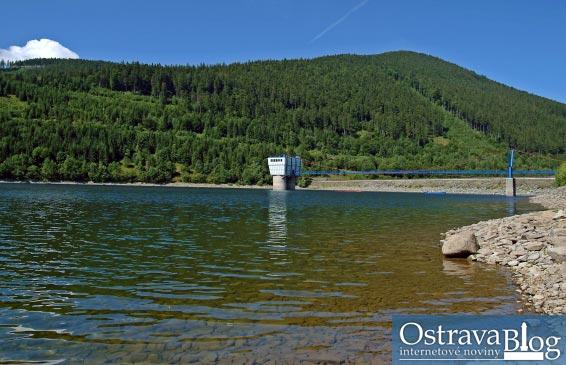 Fotografie k článku Vodní nádrž Šance ve Starých Hamrech