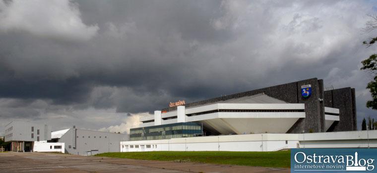 Fotografie k článku Multifunkční hala Vítkovice Aréna, sporná stavba za 314 milionů korun